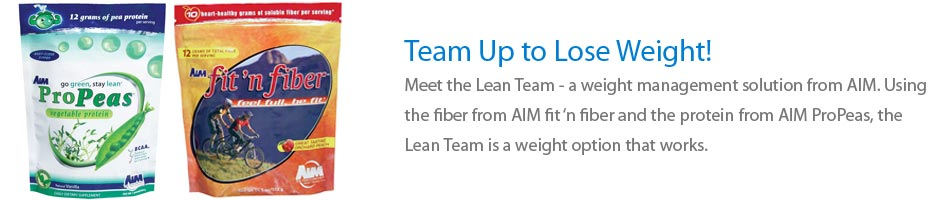 AIM Lean Team Combo