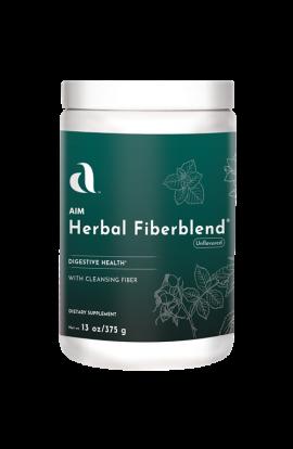 Herbal Fiberblend 13 oz Unflavored Powder - 6 Pack