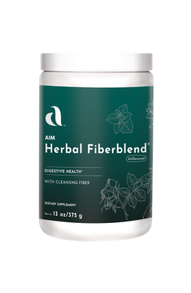 Herbal Fiberblend 13 oz Unflavored Powder