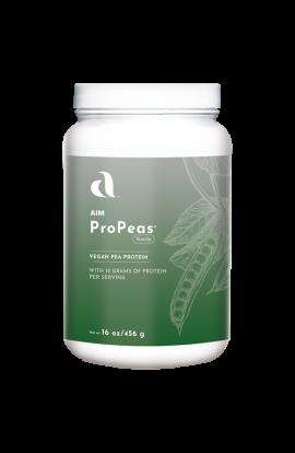 ProPeas 16 oz Vanilla Powder - 6 Pack