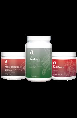 Sports Pack 1 - 1 Peak Endurance, 1 ProPeas, and 1 RediBeets