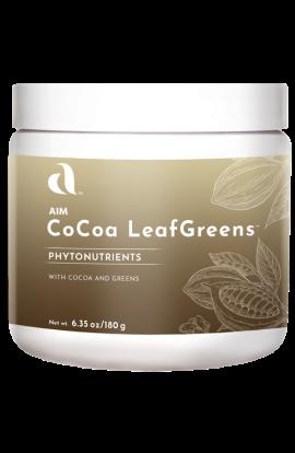 CoCoa Leaf Greens 6.35 oz - 6 Pack