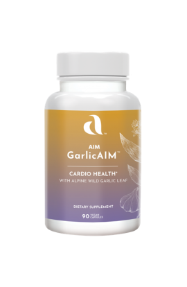 GarlicAim 90 Vegan Capsules - 6 Pack