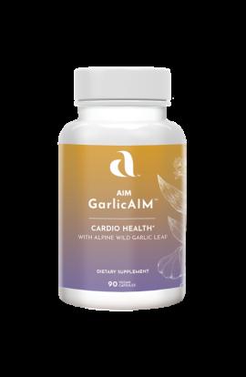 GarlicAim 90 Vegan Capsules