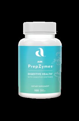 PrepZymes 100 Vegan Capsules - 6 Pack