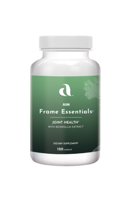 Frame Essentials 120 Vegetarian Capsules