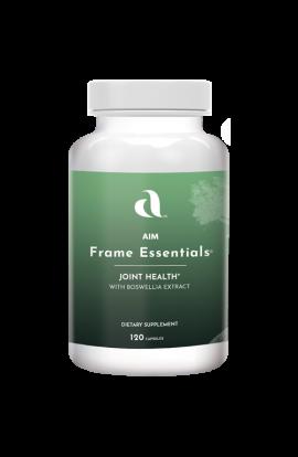 Frame Essentials 120 Vegetarian Capsules - 6 Pack