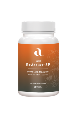 ReAssure SP 60 Gelatin Capsules - 6 Pack