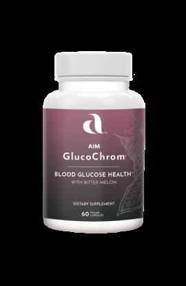 GlucoChrom 60 Vegan Capsules - 6 Pack