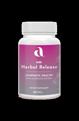 Herbal Release 60 Vegan Capsules - 6 Pack